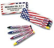 The American Crayon 4 Pack