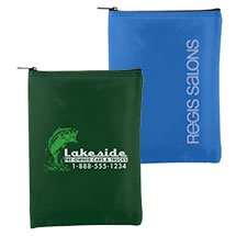 Vertical Nylon Bank Bags