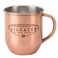 17 oz. Mosconi Moscow Mule Mugs