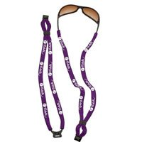 Double-Thick Cotton Sunglass Strap/Lanyard Combo