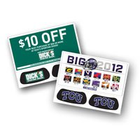 Full Color EyeBlack Strips with Header Card