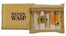 Burt's Bees Gift Set in Jute Bag
