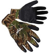 Price Buster Camo Work Gloves