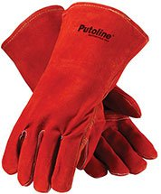 Heat Resistant Welders' Gloves