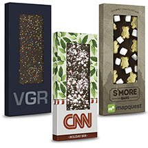 Ultra-Gourmet Chocolate Bars