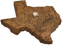 Texas Stone Oil Candle