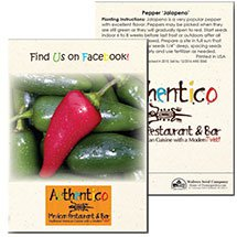 Jalapeno Seed Packets