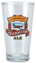16 oz. Brewery Pint Glass