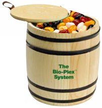 Jelly Belly Wooden Barrels