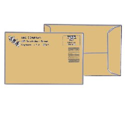 Brown Kraft Catalog Envelopes