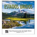 Landscapes Of America 13 Month Spanish Language Calendars