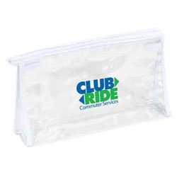 Transparent Amenity Bags