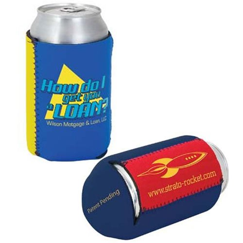 Two-Tone Neoprene Can Holders