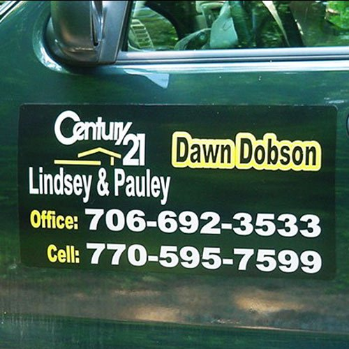 "12"" x 18"" Vehicle Magnets w/ Rounded Corners"