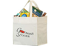 "13"" x 15"" Bamboo Grocery Bags"