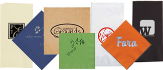 Cheap Personalized Napkins
