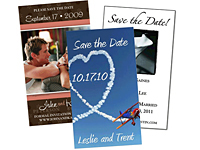 3-1/2 x 2 Save the Date Magnets