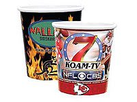 12 oz. Hot or Cold 4 Color Process Paper Cups