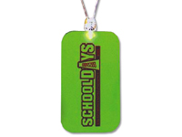 Light-Up Dog Tags