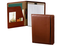 Leather Writing Pads, Cutter & Buck