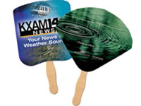 Full Color Hand Fans