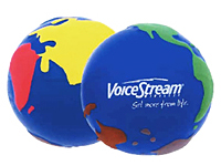 World-in-Color Stress Balls
