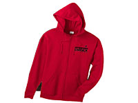 Anvil Full-Zip Hood Sweatshirts