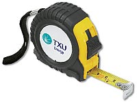 12' Rubber Sleeve Tape Measure