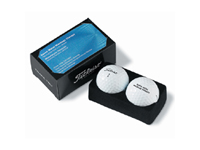 Titleist Business Card Boxes, 2-Ball PackEdge