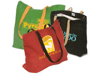 Natural Jute Reusable Shopping Bags