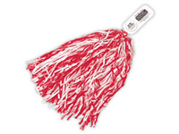 Coupon Handle Poms, Promotional Pom Poms