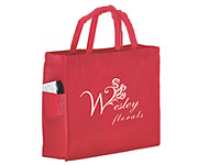 Pocketed Non-Woven Polypropylene Tote Bags